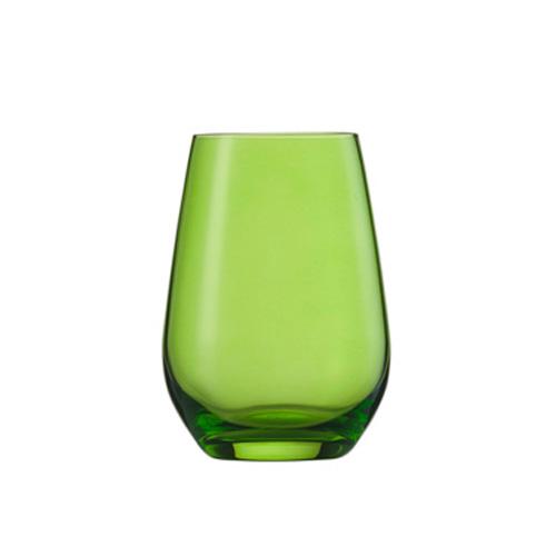 [1949] ヴィーニャ ワイン ワインセラー スポット タンブラー13oz グリーン ヴィーニャ 最大径81×高さ114 6個 397cc 【送料無料】【メーカー直送のため代引不可】