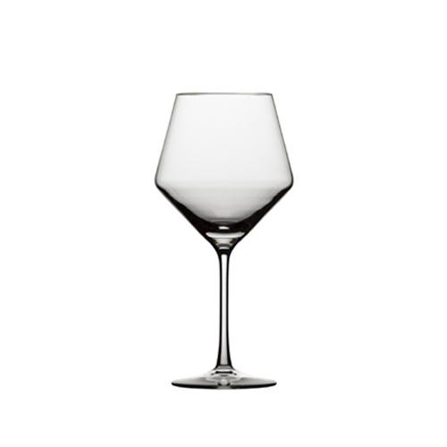【エントリーでP5倍】[30014]【メーカー直送のため代引不可】 ツヴィーゼル ワイン ワイングラス ピュア ブルゴーニュ  口径79×最大径114×高さ234 6脚 692cc