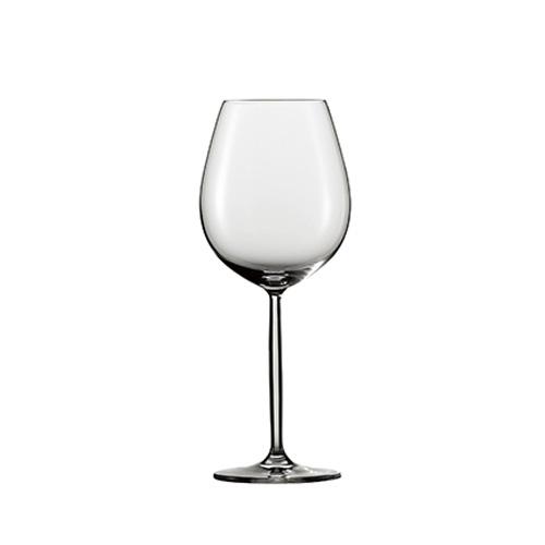 [30071] ツヴィーゼル ワイン ワイングラス ディーヴァ ウォーター/ワイン  最大径100×高さ247 6脚 613cc 【送料無料】【メーカー直送のため代引不可】