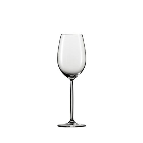 [30073] ツヴィーゼル ワイン ワイングラス ディーヴァ ホワイトワイン  最大径73×高さ230 6脚 302cc 【送料無料】【メーカー直送のため代引不可】