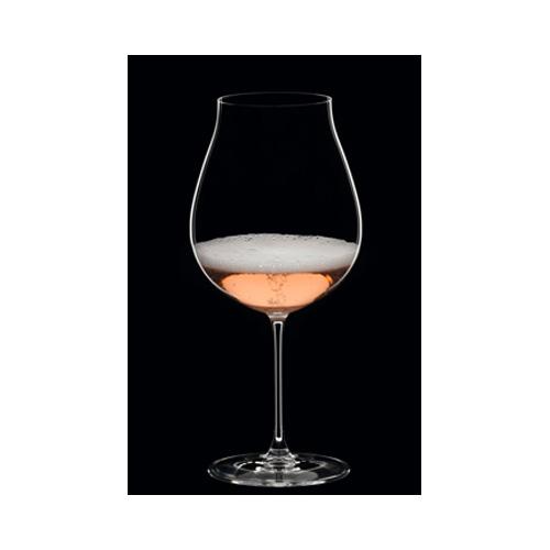 [665] リーデル ワイン ワイングラス ヴェリタス ニューワールド・ピノ 6449/67 (約)口径70X最大径100X高さ235 2脚 790cc 【送料無料】【メーカー直送のため代引不可】
