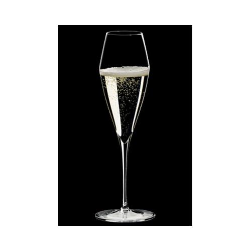 [847] リーデル ワイン ワイングラス ヴィティス シャンパーニュ 403/8 (約)高さ260 2脚 320cc 【送料無料】【メーカー直送のため代引不可】