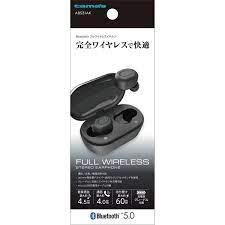ストア Bluetoothステレオイヤホン 定形外配送可 多摩電子工業株式会社 ABS31AK 安心の定価販売 Bluetoothフルワイヤレスイヤホン