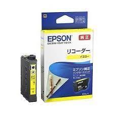 EPSON純正インク 定形外配送可 日本全国 送料無料 純正エプソンRDH-Y 大放出セール リコーダー イエロー
