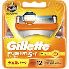 ジレット フュージョン5 1 パワー替刃 4個入り×1個 12個入り※替え刃12入りについては 情熱セール 全品最安値に挑戦 8個入り×1個で発送する場合がございます フュージョン