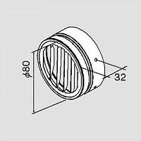 日本正規代理店品 ノーリツ 排気流速アップアダプタ80-15 0706368 限定特価