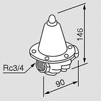 減圧弁GD-15H ノーリツノーリツ 減圧弁GD-15H, エムトラCARショップ:193a41fc --- officewill.xsrv.jp