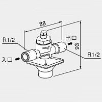 ノーリツ オイル用減圧弁GD-65F-10
