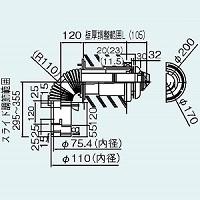 TFW-110×75C-400C(K)L