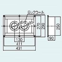 リンナイ FFT-DKC-8