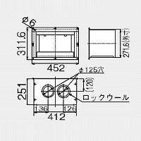 リンナイ FFTL-DKC-10