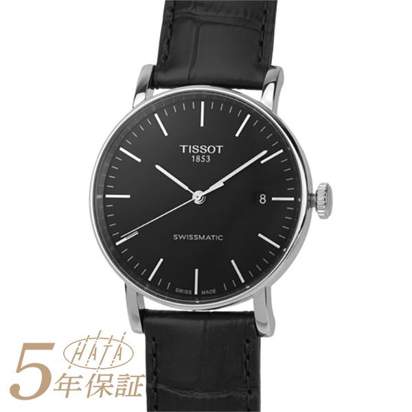 ティソ 腕時計 エブリタイム スイスマティック T109.407.16.051.00 TISSOT メンズ 定番の人気シリーズPOINT ポイント 入荷 新品 Swissmatic Everytime 送料無料 ブラック ブランド 半額 時計