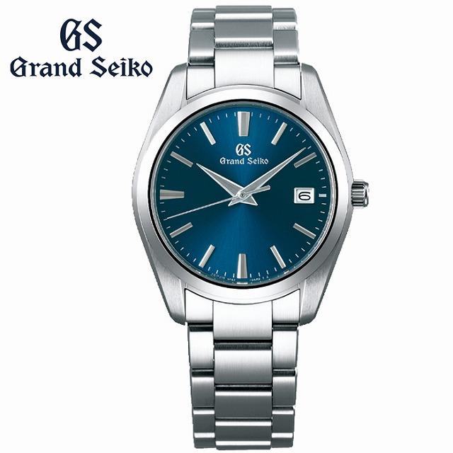 【全商品P10倍+5%還元】グランドセイコー SBGX265 クオーツ 9F62 37mm ブルー メンズ 腕時計 セイコー Grand Seiko【国内正規品】【送料無料】