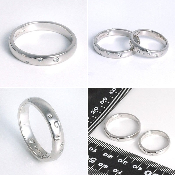 jwell | Rakuten Global Market: ☆ Disney ☆ bridal pair ring Little ...