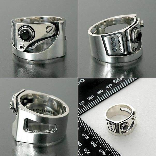 dr monroe silver ring ring engagement ring wedding ring engage ring boyfriend men birthday present memorial - Dr Who Wedding Ring