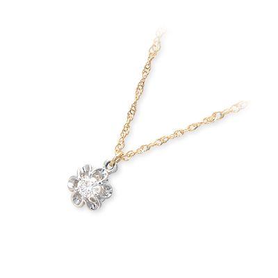【店内全品ポイント10倍】 isu イス ホワイトゴールド ネックレス ダイヤモンド イエロー 20代 30代 彼女 レディース 母の日
