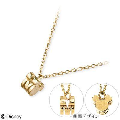 Disney Disney ステンレス ネックレス 20代 30代 彼女 レディース 女性 誕生日プレゼント 記念日 ギフトラッピング ディズニー Disneyzone ミッキーマウス 送料無料