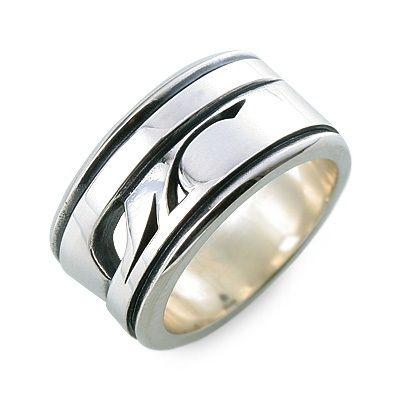 M's collection エムズコレクション シルバー リング 指輪 20代 30代 彼氏 メンズ