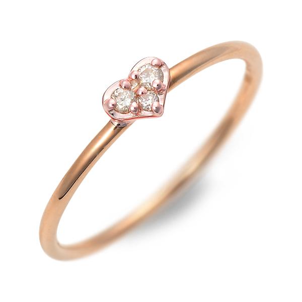 アチエ リング 指輪 ダイヤモンド ピンク 彼女 レディース 人気 ブランド 母の日 2020