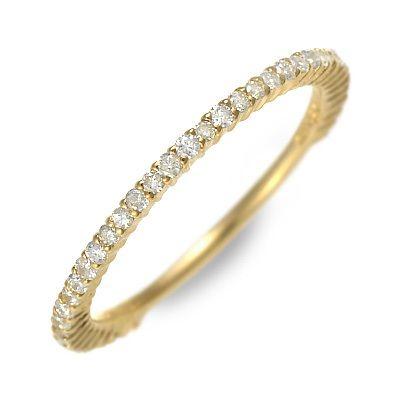 アチエ ゴールド リング 指輪 イエロー 20代 30代 彼女 レディース 人気 ブランド 母の日 花以外