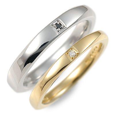 ペアリング 送料無料 アチエ ゴールド 婚約指輪 結婚指輪 エンゲージリング ダイヤモンド 彼女 彼氏 レディース メンズ カップル ペア 誕生日プレゼント 記念日 ギフトラッピング Ache ブランド 母の日 2020