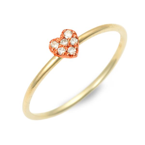 アチエ リング 指輪 ダイヤモンド イエロー 20代 30代 彼女 レディース 人気 ブランド 母の日