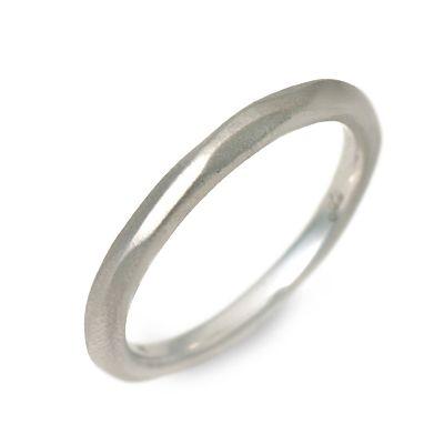 アチエ ホワイトゴールド リング 指輪 ホワイト 20代 30代 彼氏 メンズ 人気 ブランド