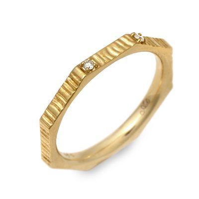 アチエ リング 指輪 ダイヤモンド イエロー 20代 30代 人気 ブランド 楽ギフ_包装 smtb-m