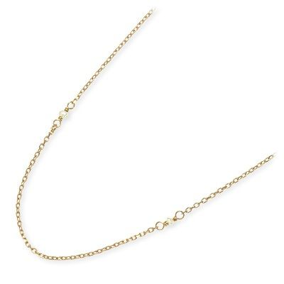 ダイヤモンド ネックレス シンプル アチエ ゴールド  イエロー 彼女 レディース 人気 ブランド 母の日 2020
