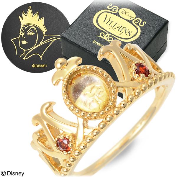 Disney Disney シルバー リング 指輪 婚約指輪 結婚指輪 エンゲージリング 20代 30代 彼女 レディース 女性 誕生日プレゼント 記念日 ギフトラッピング ディズニー Disneyzone 白雪姫 ヴィランツ 送料無料 母の日