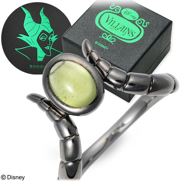 Disney シルバー リング 指輪 婚約指輪 結婚指輪 エンゲージリング 彼女 レディース 女性 誕生日プレゼント 記念日 ギフトラッピング ディズニー Disneyzone 眠れる森の美女 ヴィランツ 送料無料 母の日 2020