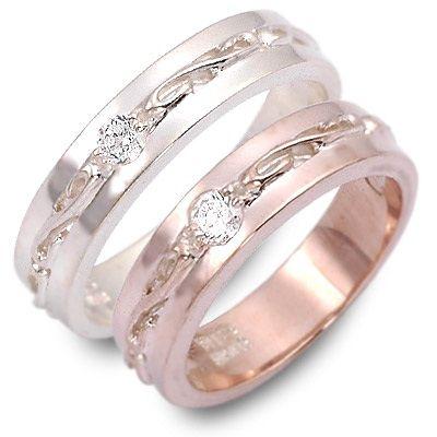 ペアリング 送料無料 HIS jewelry collection シルバー 婚約指輪 結婚指輪 エンゲージリング 彼女 彼氏 レディース メンズ カップル ペア 誕生日プレゼント 記念日 ギフトラッピング ヒス・ジュエリーコレクション ブランド 母の日 2020