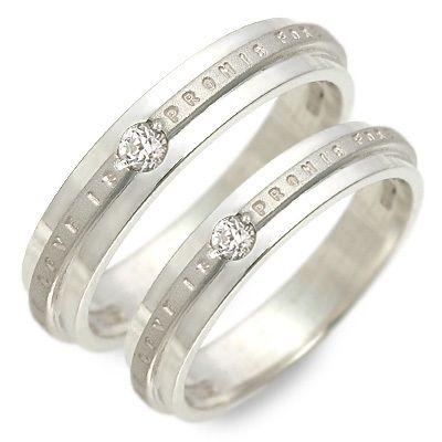 ペアリング HIS jewelry collection ヒス・ジュエリーコレクション ホワイト ブランド