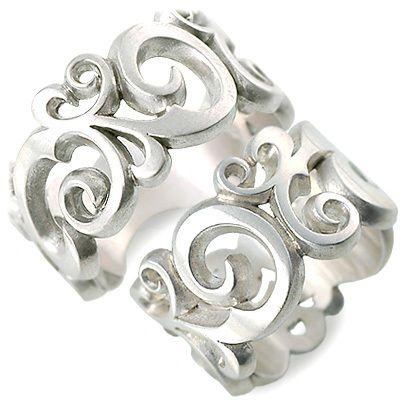 BIGBLACKMARIA ビッグブラックマリア シルバー リング 指輪 ホワイト 人気 ブランド