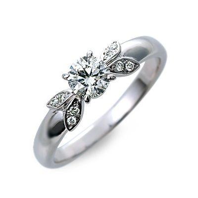 Jオリジナル プラチナ リング 指輪 ダイヤモンド ホワイト 20代 30代 彼女 レディース