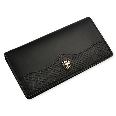 ディールデザイン DEAL DESIGN シルバー ブラック 20代 30代 彼氏 メンズ 財布 人気 ブランド