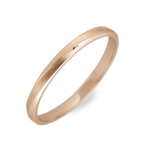 WISP ピンクゴールド リング 指輪 婚約指輪 結婚指輪 エンゲージリング 彼女 彼氏 レディース メンズ ユニセックス 誕生日プレゼント 記念日 ギフトラッピング ウィスプ 送料無料クリスマス 12月