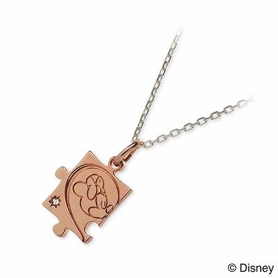 ディズニー Disney THE KISS ザ・キッス シルバー ネックレス ダイヤモンド ホワイト 人気 ブランド 楽ギフ_包装 smtb-m disney zone