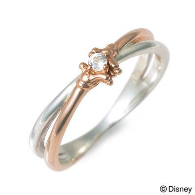 ディズニー Disney THE KISS ザ・キッス シルバー リング 指輪 ムーンストーン ピンク 20代 30代 人気 ブランド 楽ギフ_包装 smtb-m disney zone