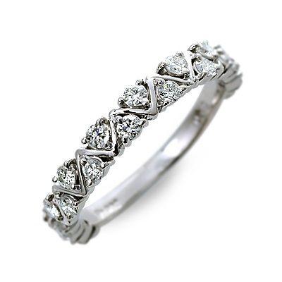 婚約指輪 エンゲージリング プラチナ ホワイト 彼女 レディース