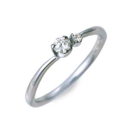 婚約指輪 エンゲージリング プラチナ ホワイト 彼女 レディース 母の日 2020