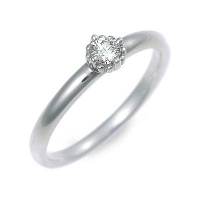 mille pensee ミルパンセ ホワイトゴールド リング 指輪 ダイヤモンド ホワイト 20代 30代 彼女 レディース 母の日 花以外