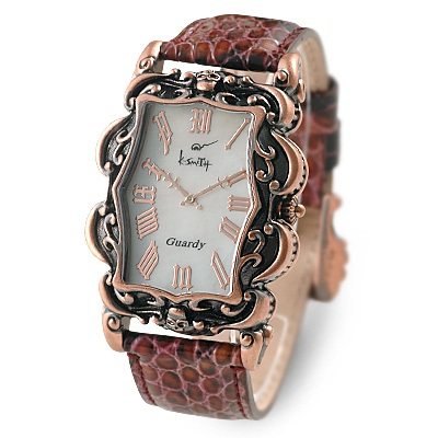 K-SMITH ケイスミス 時計 ブラウン 彼氏 メンズ 父の日 人気 ブランド