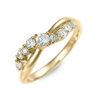 WISP ウィスプ リング 指輪 ダイヤモンド イエロー 20代 30代 彼女 レディース 人気 ブランド 母の日 花以外