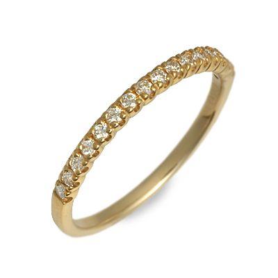 WISP ウィスプ ゴールド リング 指輪 イエロー 20代 30代 彼女 レディース 人気 ブランド