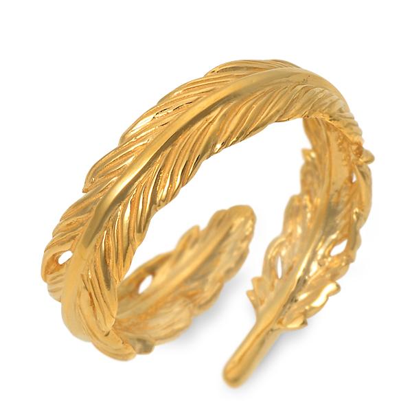 GARDEL ガーデル シルバー リング 指輪 イエロー 20代 30代 彼氏 メンズ 人気 ブランド