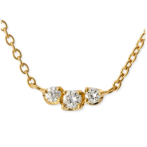 WISP ウィスプ ネックレス ダイヤモンド イエロー 20代 30代 彼女 レディース 人気 ブランド