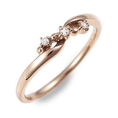 JURER DEUX ピンクゴールド リング 指輪 婚約指輪 結婚指輪 エンゲージリング ダイヤモンド 彼女 レディース 女性 誕生日プレゼント 記念日 ギフトラッピング ジュレドゥ 送料無料 母の日 2020