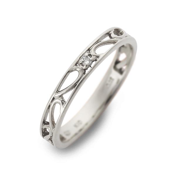 送料無料 JURER DEUX ホワイトゴールド リング 指輪 婚約指輪 結婚指輪 エンゲージリング ダイヤモンド 20代 30代 彼女 レディース 女性 誕生日プレゼント 記念日 ギフト ラッピング ジュレドゥ 母の日 花以外