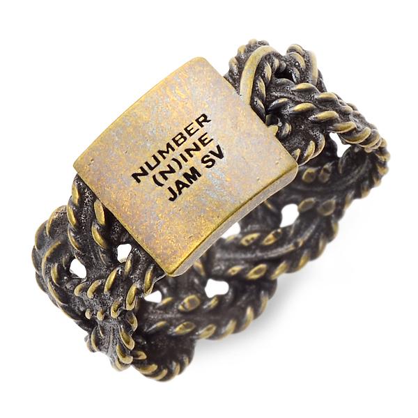 送料無料 JAM HOME MADE シルバー リング 指輪 婚約指輪 結婚指輪 エンゲージリング 彼氏 メンズ 誕生日プレゼント 記念日 ギフトラッピング ジャムホームメイド